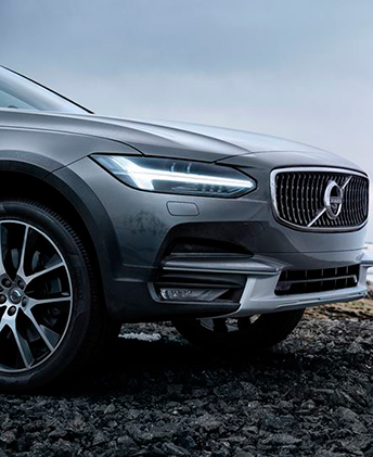 экстерьер Volvo V90 Cross Country