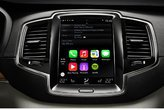 Apple CARPLAY теперь доступен в России для нового Volvo XC90